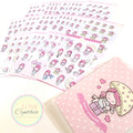 HAPPY STICKERS - Vol. Pink