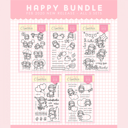 FEB 2020 HAPPY BUNDLE