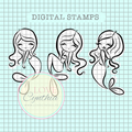 MERMAID DIGITAL SET
