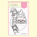CHRISTMAS DIGITAL STAMP SET 3 - Christmas Tree