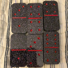 Resin dominos