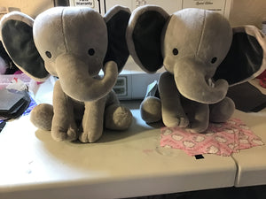 Both announcement Elephants
