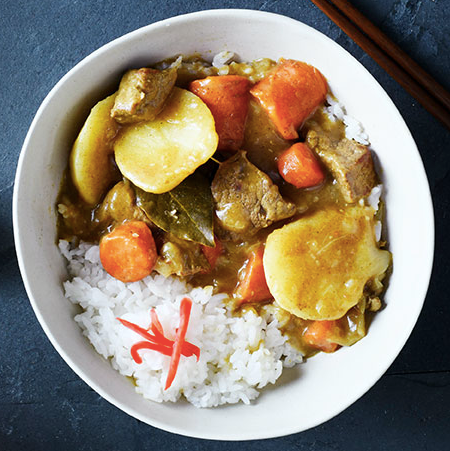 JimmyBaoJapaneseBeefCurry