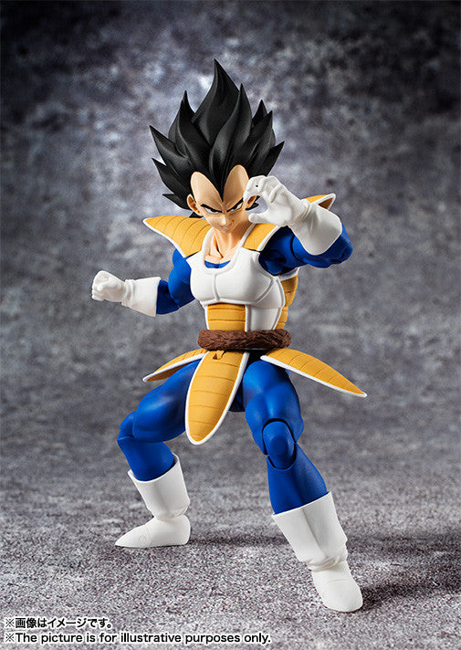 "SH Figuarts ""Dragon Ball"" Vegeta"