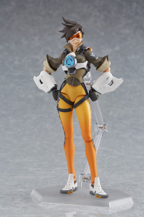 "figma ""Overwatch"" Tracer"