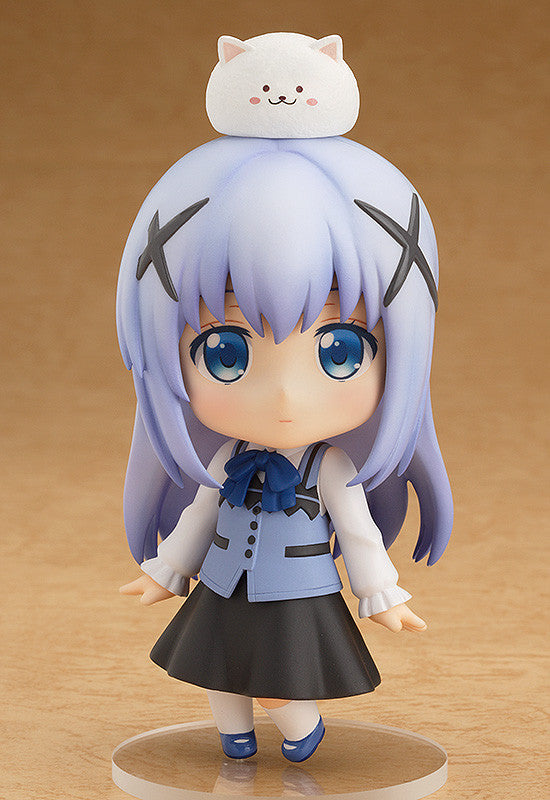 "Nendoroid ""Is the Order a Rabbit"" Chino"