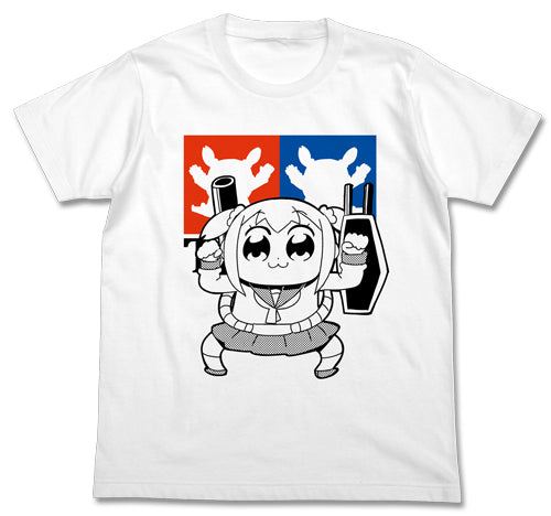 POP TEAM EPIC - Perfect Popuko T-shirt WHITE