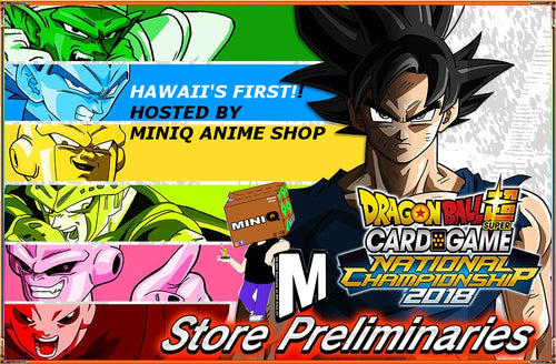 DBS National Championship Store Preliminary 2018