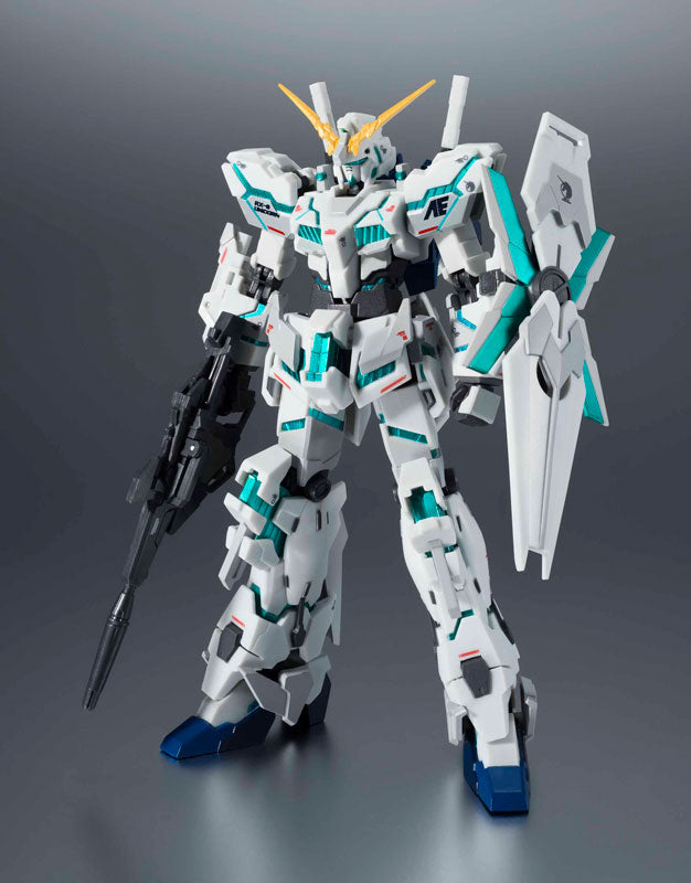 "Robot Spirits ""Gundam UC"" Unicorn Gundam (Final Battle ver) ""Marking Plus"""