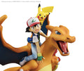 "G.E.M. Series ""Pokemon"" Satoshi & Pikachu & Charizard about ""Product status"""