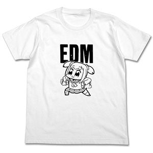 Pop Team Epic - EDM T-shirt / WHITE