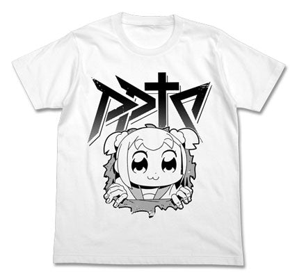 Pop Team Epic - Hara Pop T-shirt / WHITE