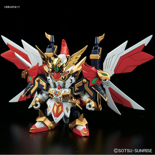 Gundam BB Senshi No.403 LEGENDBB Mark III Daishougun Plastic Model