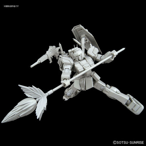 Gundam HG 1/144 Ground Type S Model (GUNDAM THUNDERBOLT Ver.) Plastic Model