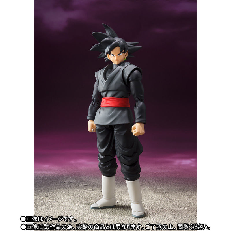 "P.Bandai SH Figuarts ""Dragon Ball Super"" Goku Black"