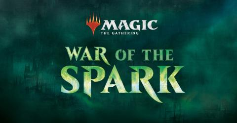 Magic the Gathering - War of the Spark Prerelease