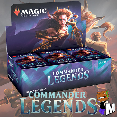 Magic the Gathering - Commander Legends Draft Booster Box