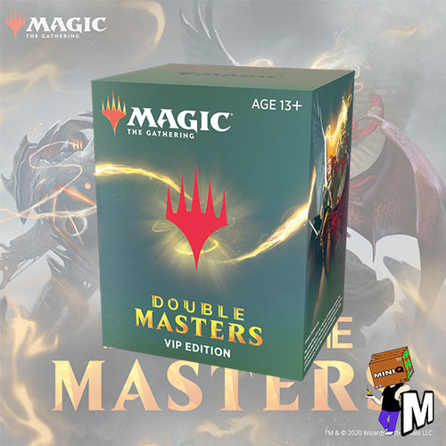 Magic the Gathering - Double Master VIP Booster Pack