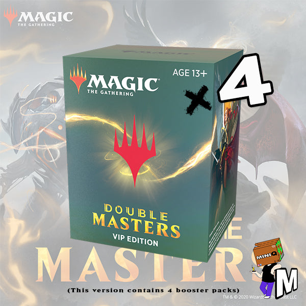Magic the Gathering - Double Master VIP Booster Box
