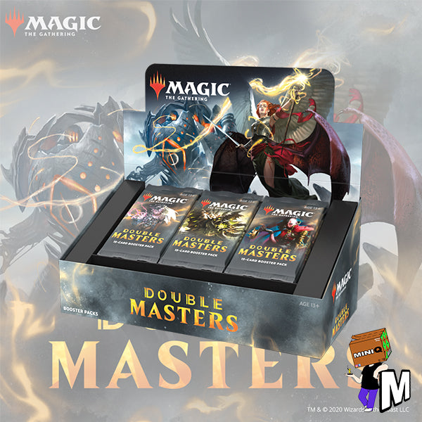 Magic the Gathering - Double Master Booster Box