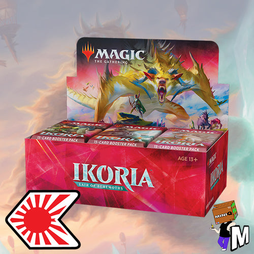 Magic the Gathering - Ikoria Lair of Behemonths (Japanese version)