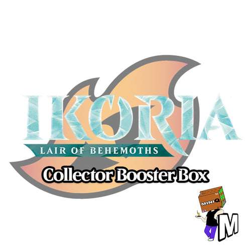 Magic the Gathering - Ikora Lair of Behemonths Collector Booster Box