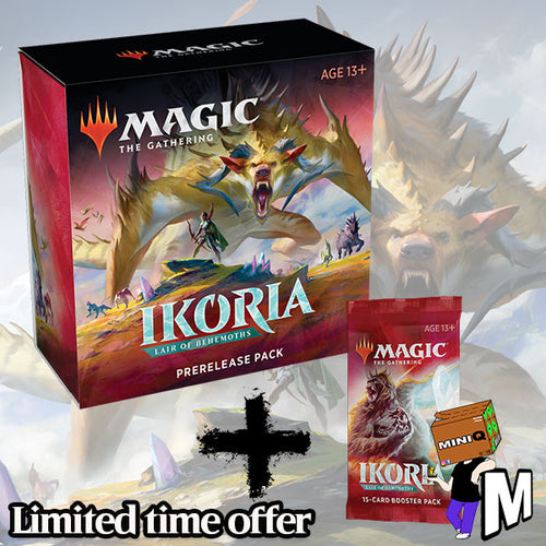 Magic the Gathering - Ikora Lair of Behemonths Pre-release