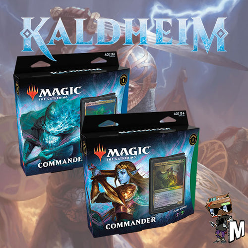 Magic the Gathering - Kaldheim Commander Deck Set