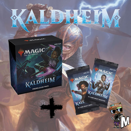 Magic the Gathering - Kaldheim Pre-release Kit