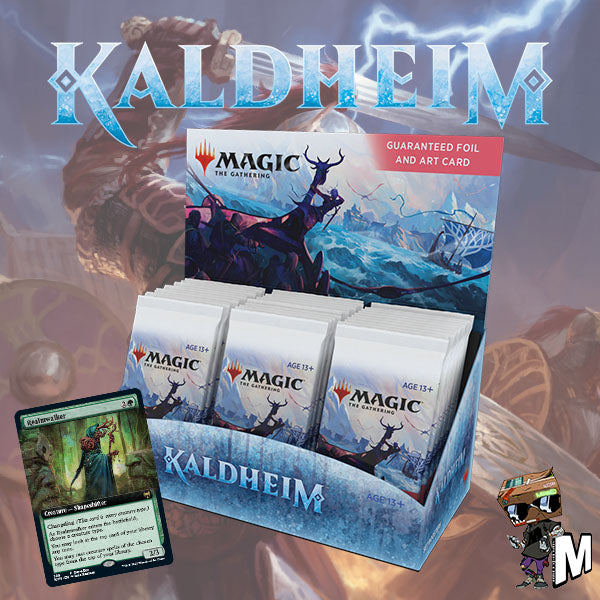 Magic the Gathering - Kaldheim Set Booster Box (Buy-a-box version)