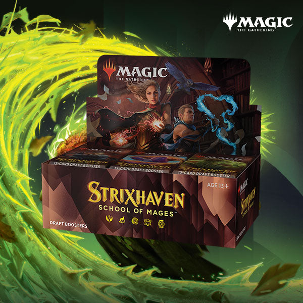 Magic the Gathering - Strixhaven Draft Booster Box