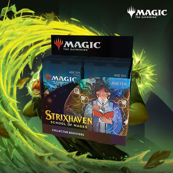 Magic the Gathering - Strixhaven Collector Booster Box
