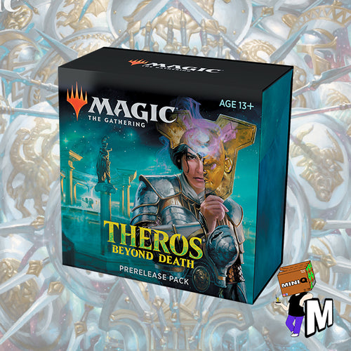 Magic the Gathering - Theros Beyond Death Pre-release Kit