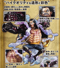 "P.Bandai Portrait of Pirates ""One Piece"" Monkey D Luffy Gear 4th SA-MAXIMUM"