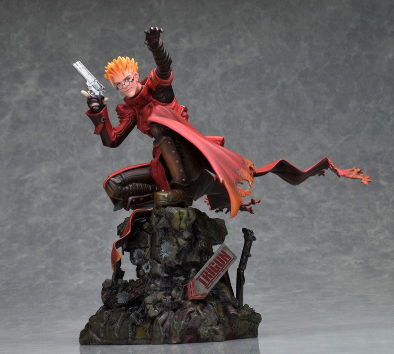"""TRIGUN Badlands Rumble"" Vash the Stampede Attack Ver."
