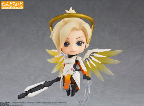"Nendoroid ""Overwatch"" Mercy Classic Skin Edition"