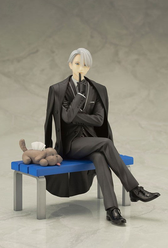 """Yuri!!! on Ice"" ARTFX J Victor Nikiforov"