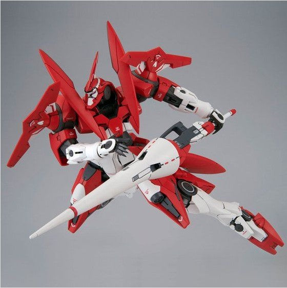 P.Bandai Gundam MG GN-X 604T (Red)