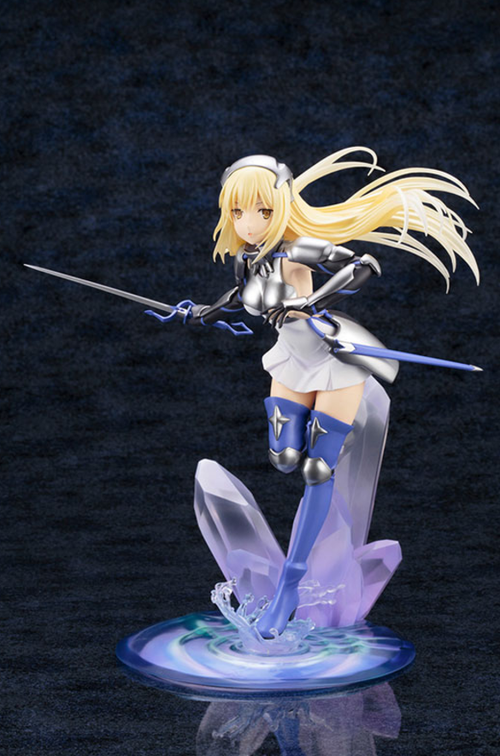 """Is it Wrong to Try to Pick Up Girls in a Dungeon? Sword Oratoria"" Aiz Wallenstein 1/7 Figure"