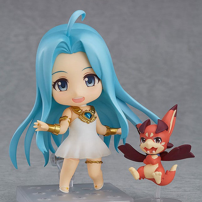 "Nendoroid ""Granblue Fantasy The Animation"" Lyria & Vyrn"