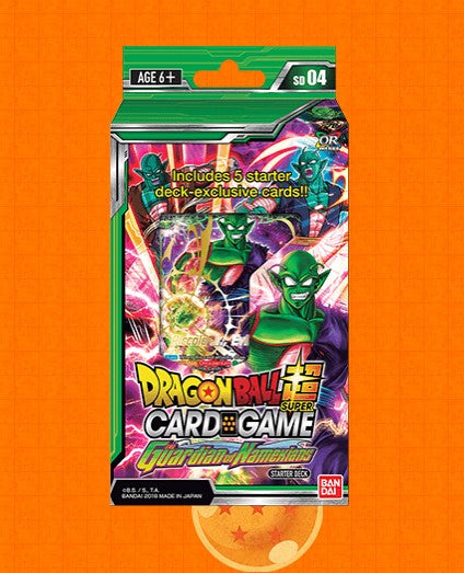 Dragon Ball Super Starter Deck The Guardian of Namekians