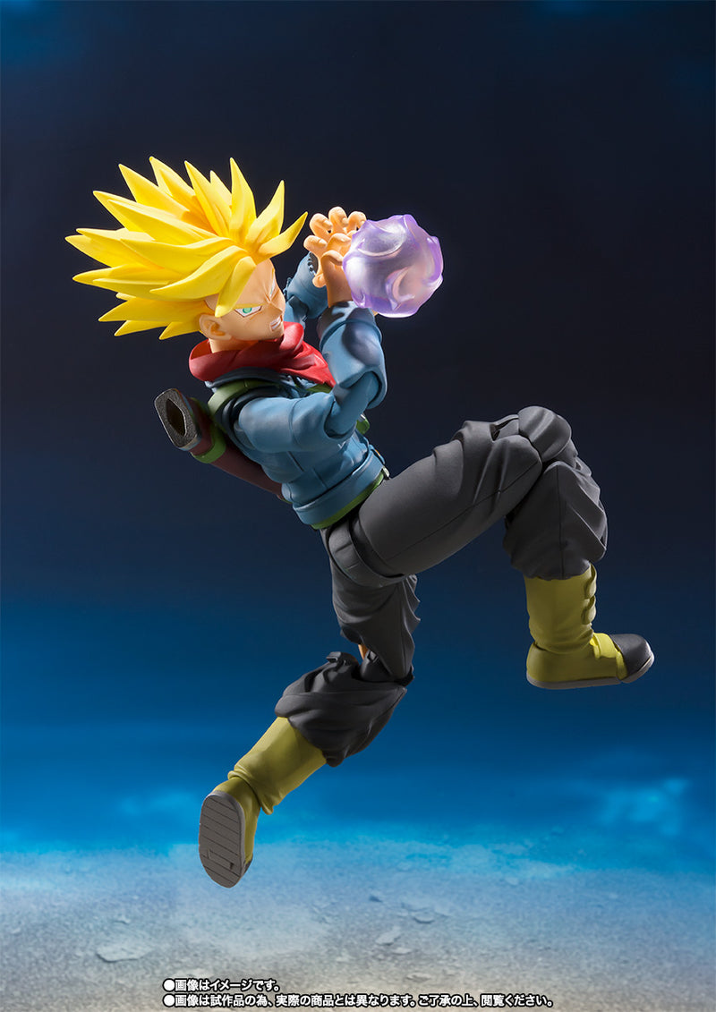 "P.Bandai SH Figuarts ""Dragon Ball Super"" Future Trunks"