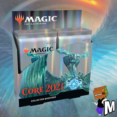 Magic the Gathering - Core 2021 Collector Booster Box