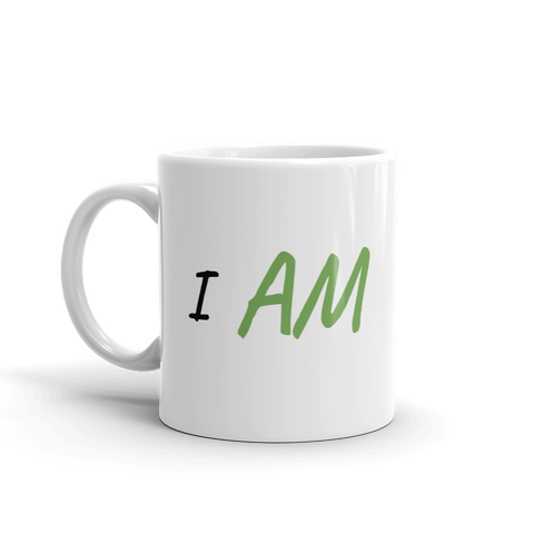 """I AM... Enough."" Mug"