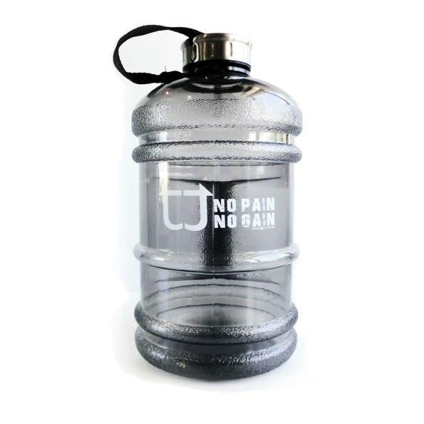Twotags 2.2L Water Bottle - Black