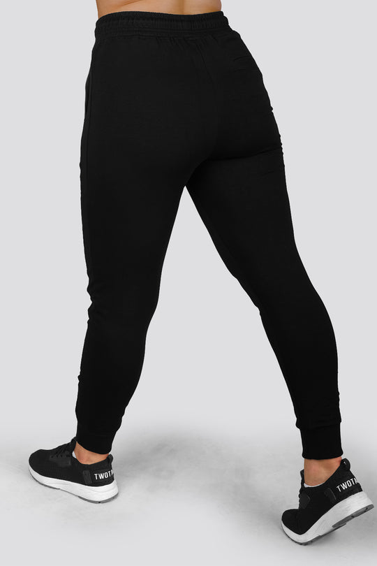 Force Highwaisted Jogger - Black