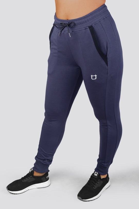 Force Highwaisted Jogger - Navy