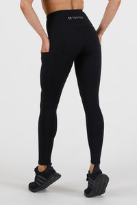 Balance Highwaisted Leggings - Black