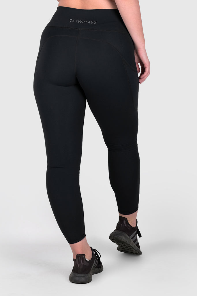 Boost 8/9 Highwaisted Leggings - Midnight