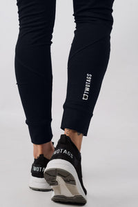 Chill V2 Highwaisted Jogger - Black